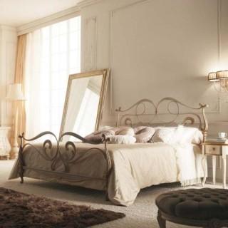 Кованая кровать Криина