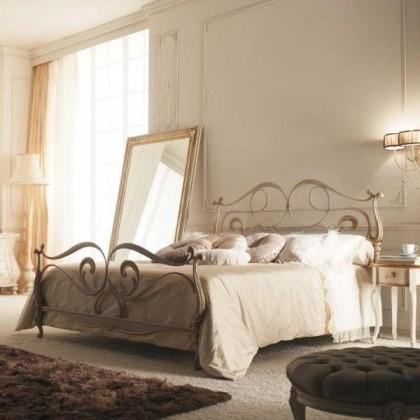 Кованая кровать Криина 1