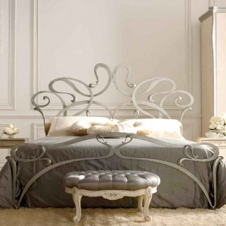 Кованая кровать Лисир