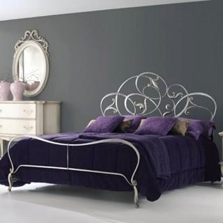 Кованая кровать Марлин