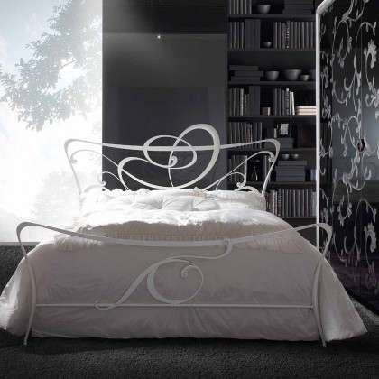 Кованая кровать Мираина 1