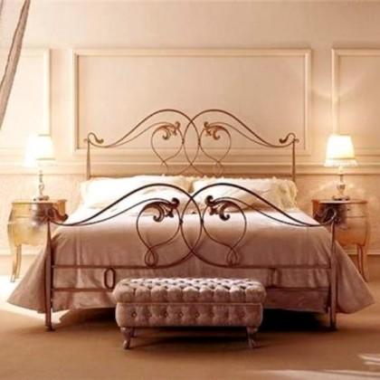 Кованая кровать Одеро 1