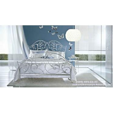 Кованая кровать Оффлис
