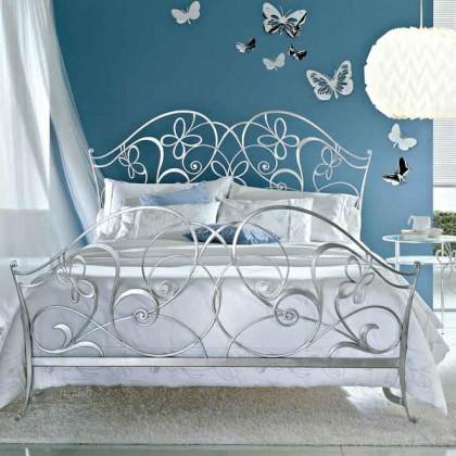 Кованая кровать Оффлис 1