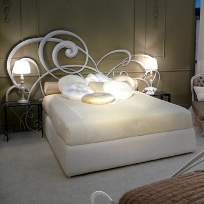 Кованая кровать Ривальдо 1