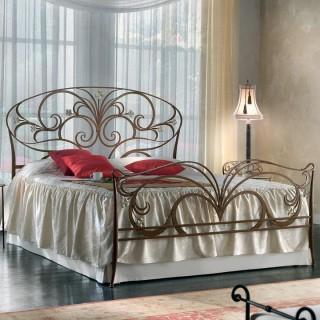 Кованая кровать Суар