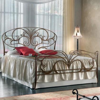 Кованая кровать Суар 1