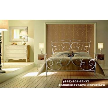 Кованая кровать Теаон