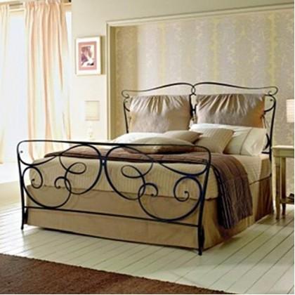 Кованая кровать Теаон 1