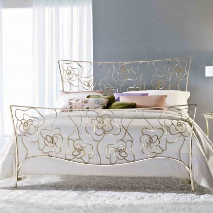 Кованая кровать Тиэль 1