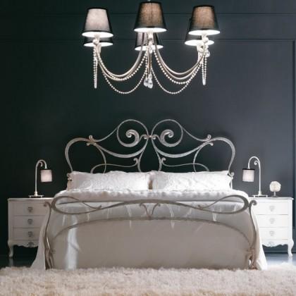 Кованая кровать Витре 1