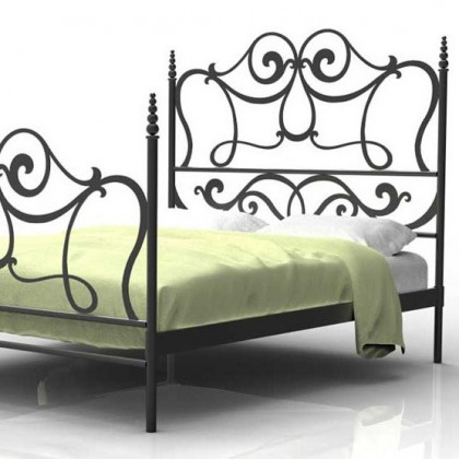 Кованая кровать Тарек 1