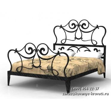 Кованая кровать Тарек