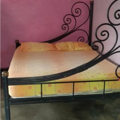 Кованая кровать Фрадзиго 1