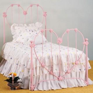 Кованая кровать Кэрстен