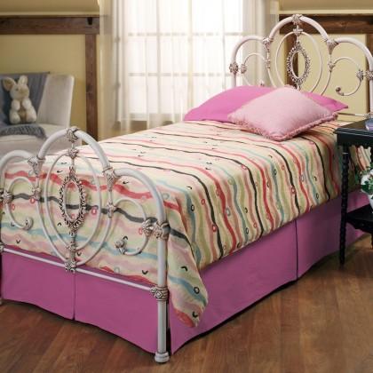 Кованая кровать Меральд 1