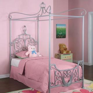Кованая кровать Онмунд