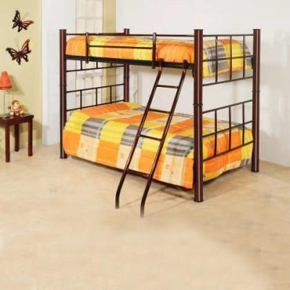 Кованая кровать Атгунд 1
