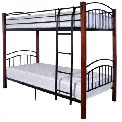 Кованая кровать Рисава 1