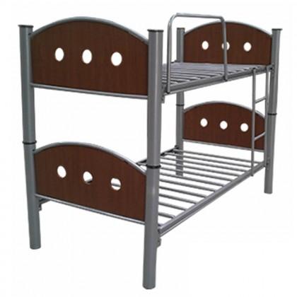 Кованая кровать Сканот 1