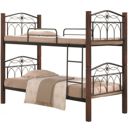 Кованая кровать Вилинда 1