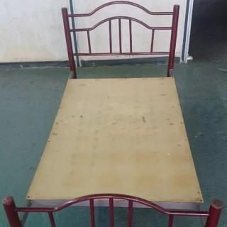 Кованая кровать Адотен