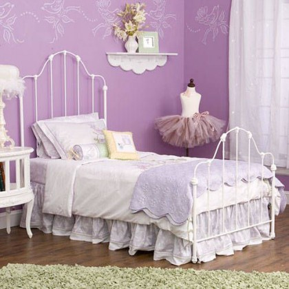 Кованая кровать Бориизан 1