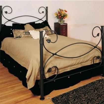 Кованая кровать Этельар 1