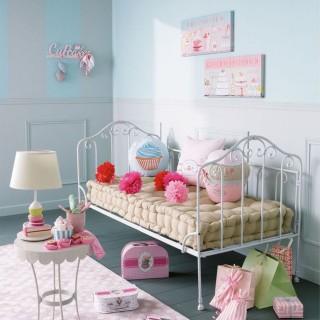 Кованая кровать Финан