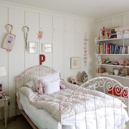 Кованая кровать Гегерн 1