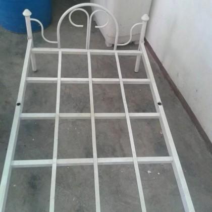 Кованая кровать Иготен 1