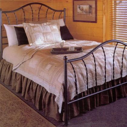 Кованая кровать Юмеж 1