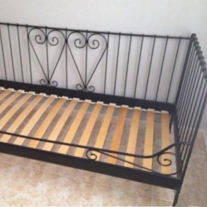 Кованая кровать Дорбранд 1