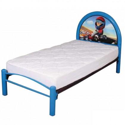 Кованая кровать Оргаст 1