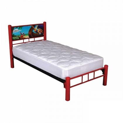 Кованая кровать Тангинд 1