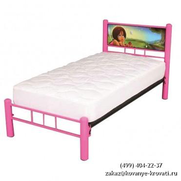 Кованая кровать Тангинд