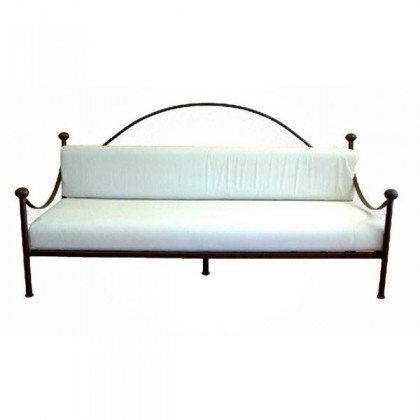 Кованый диван Аригерн 1