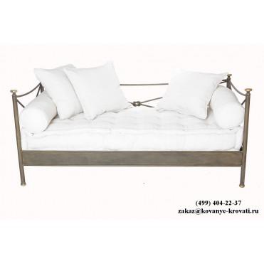 Кованый диван Фристальф