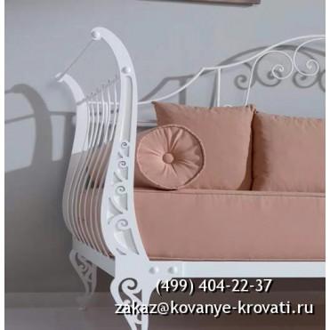 Кованый диван Гостегост