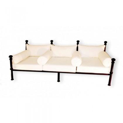 Кованый диван Ниро 1