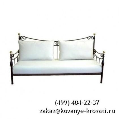Кованый диван Оргот 1