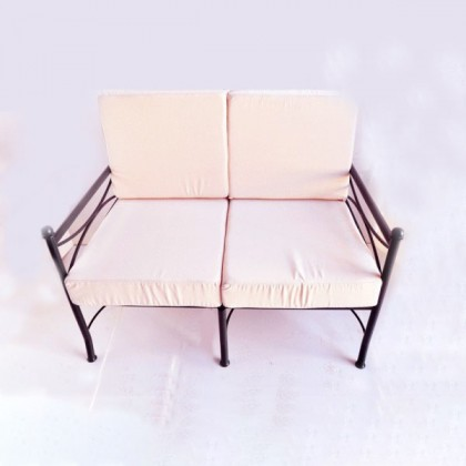 Кованый диван Ослард 1