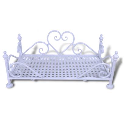 Кованая кровать Альфигаст 1