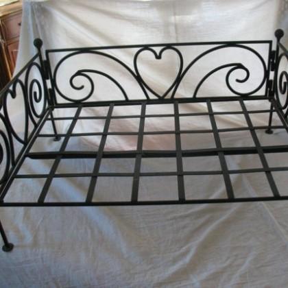 Кованая кровать Аригард 1