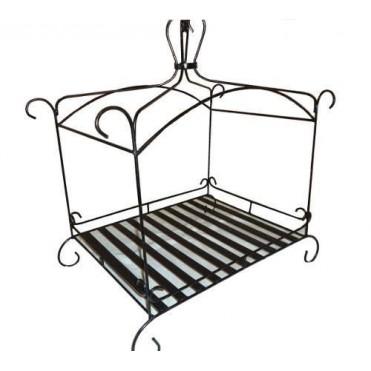 Кованая кровать Орберт