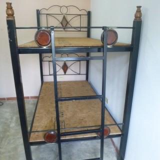 Кованая кровать Дорлерд