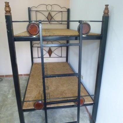 Кованая кровать Дорлерд 1