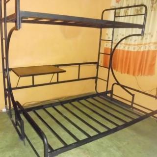 Кованая кровать Эфган