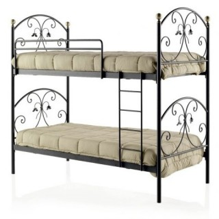 Кованая кровать Фрилерд