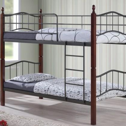 Кованая кровать Теадри 1